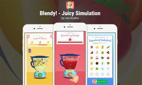 blendy juicy simulation mod apk  unlimited money