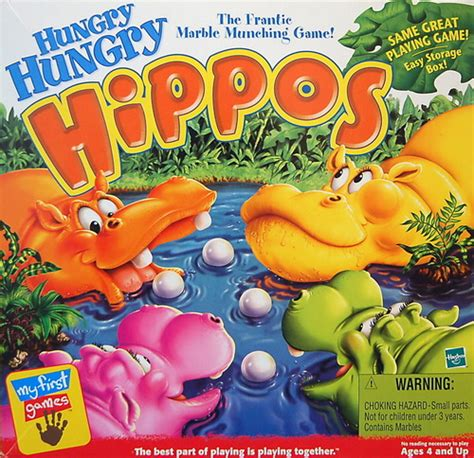 hungry hungry hippos board games galore wiki fandom