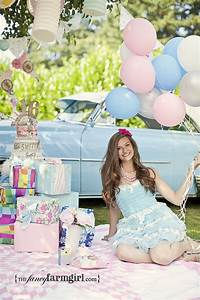 Sweet Party Day : have a photo shoot of your daughter before her big day and ~ Melissatoandfro.com Idées de Décoration