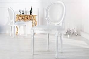 Cailloux Blanc Pas Cher : chaise medaillon blanc pas cher id es de d coration ~ Dailycaller-alerts.com Idées de Décoration