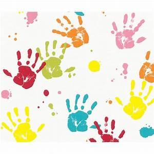 Handprint Border - Cliparts.co