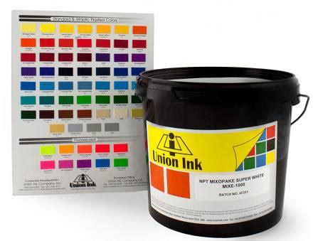union inks mixopake  neon solar blue mixe
