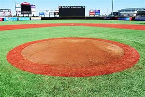 Rubber Baseball Divider Edge