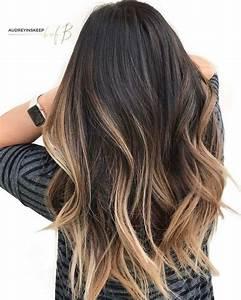 Coupe Longue Femme : coiffure balayage cheveux long mi long et court ~ Dallasstarsshop.com Idées de Décoration