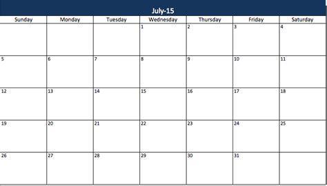 Monthly Schedule Template Free Excel Schedule Templates For Schedule Makers
