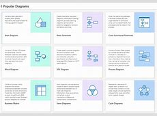 Create & edit #Visio diagrams in browser bVisual for