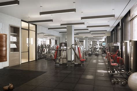 street washington exclusive gym yimby renderings tribeca nears finish development line rendering st