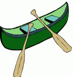 Canoe Boat Clipart by Canoe Clipart Clipart Suggest