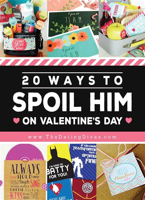 86 Ways To Spoil Your Spouse On Valentine's Day  From The