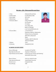 prepare a biodata for marriage business ethics term paper