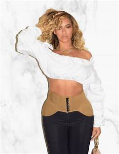 BEYONCE KNOWLES on the Set of a Photoshoot for Her Website ...