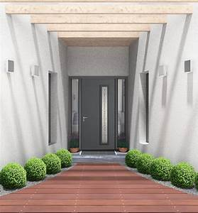 porte d39entree aluminium technal With porte d entrée technal
