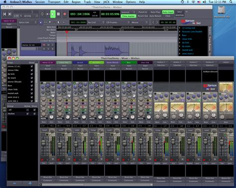 ardour   software audiomelody