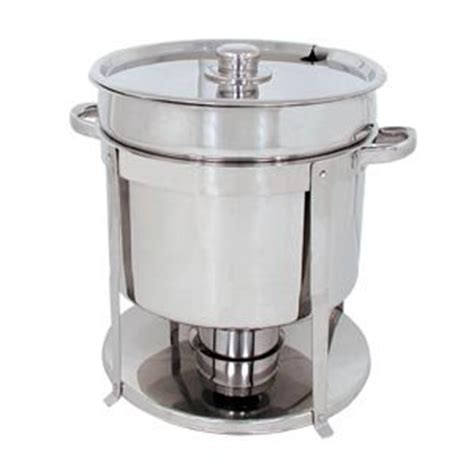 chafing dish warmer 11 qt stainless steel soup chafer 2074