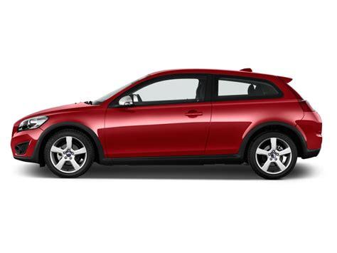2013 Volvo C30 2-door Coupe Auto R-design Side