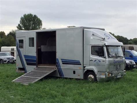 lkw 7 5 tonnen gebraucht kaufen pferdetransporter lkw f 252 r pferde in laudenbach lkw bis 7 5 t kaufen und verkaufen 252 ber