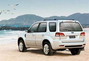 Ford Escape 2008 Review