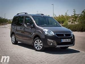 Peugeot Partner Tepee Outdoor : prueba peugeot partner tepee outdoor ~ Gottalentnigeria.com Avis de Voitures