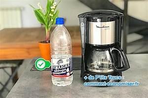 Détartrage Cafetière Vinaigre Blanc : comment d tartrer sa cafeti re la perfection avec du ~ Melissatoandfro.com Idées de Décoration