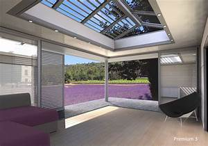 extension maison contemporaine avec coulissant d39angle With puit de lumiere maison 0 puit de lumiere maison design