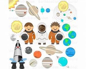 Solar System Clipart - Pics about space
