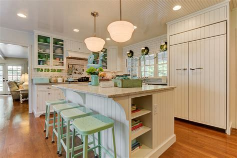 1940's Farmhouse in the City   Shabby chic Style   Kitchen