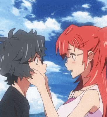 Anime Kiss Gif Cute Connu Kiss Anime Gif Ka86 Montrealeast
