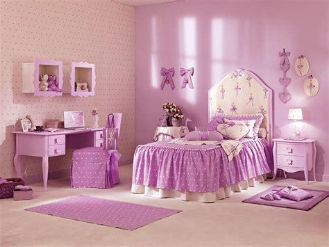 lit chambre fille lit 1 personne avec motif danseuse couleur lila
