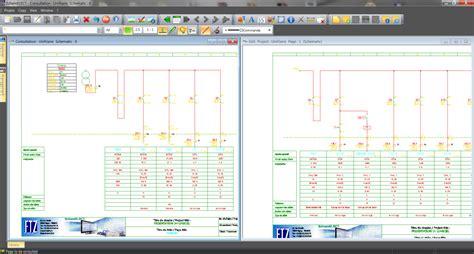 singleline diagrams ftz