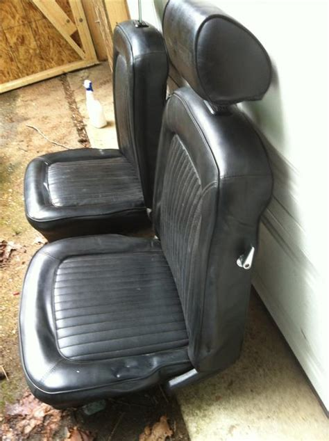 best mustang seats 69 mustang seats with headrests west shore