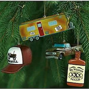 Redneck Christmas Ornament Set FindGift