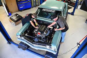 How To Perform An Lt1 Engine Swap Into A 1965 Chevelle