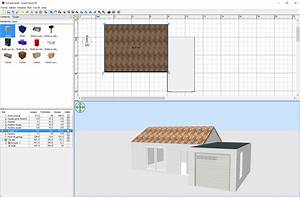 comment faire un toit plat dans sweet home 3d With sweet home 3d maison a etage