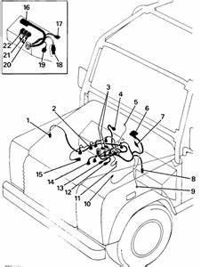 Wiring Diagram 1994 Defender 200tdi