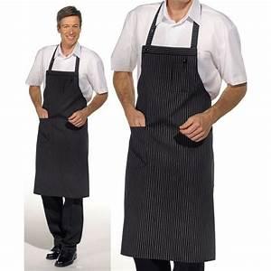 Tablier De Cuisine Homme : tablier cuisine bavette 1poche plaqu e sur le c t peut ~ Melissatoandfro.com Idées de Décoration
