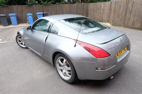 all car manuals free 2004 nissan 350z head up display used 2004 nissan 350z v6 for sale in hshire pistonheads