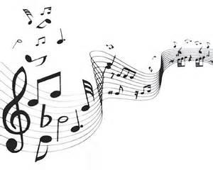 musique mariage mairie chemin de table musique noir et blanc mariage thme musique