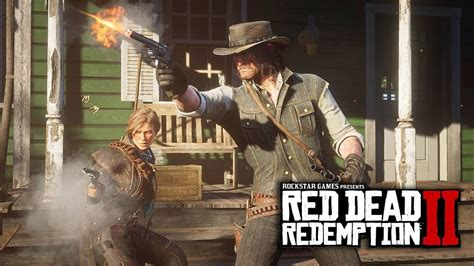 Red Dead Redemption 2 25 New Images And Gameplay Info