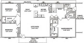 open concept ranch floor plans gallery for gt open ranch style floor plans