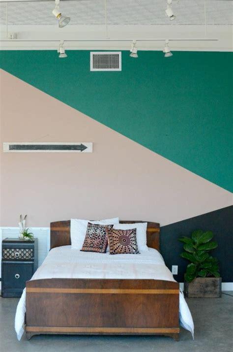 peindre une chambre avec deux couleurs comment peindre une chambre cuisine annees 50 id n2