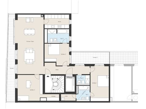 Doppelhaushälfte Grundrisse Modern by Moderne Doppelhaush 228 Lfte Grundrisse Doppelhaus Modern
