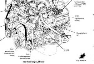 similiar 6 0 powerstroke engine diagram keywords chevy express likewise ford 6 0 diesel engine diagram further engine