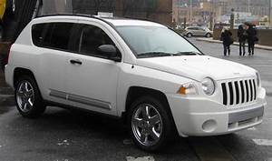 Jeep Compass Mk49 2007 Owners Manual