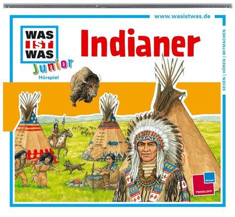 was ist a was ist was junior cd indianer tessloff shop