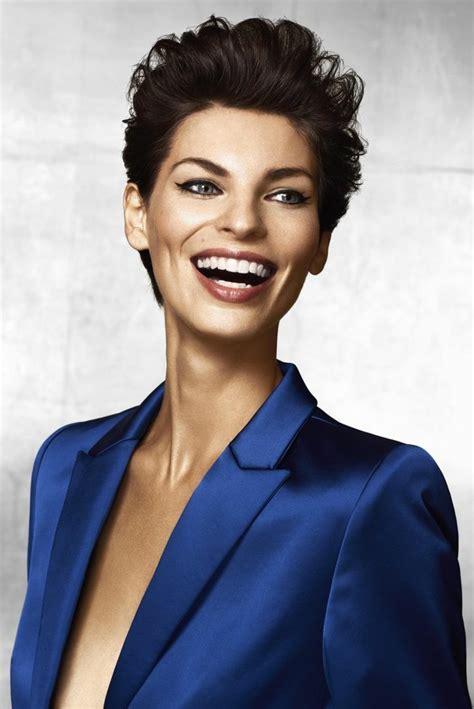coupe courte effilée femme tendance coiffure 2017 les coupes courtes et androgynes