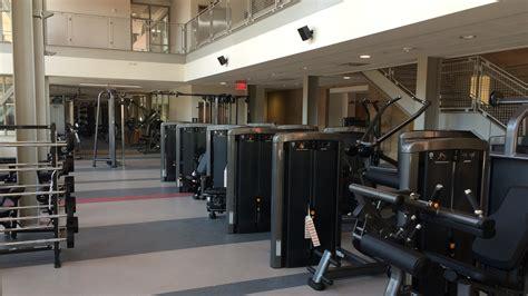 Recreation And Wellness Center