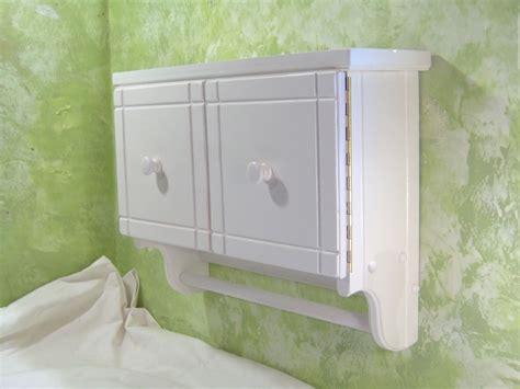 White Wall Bathroom Cabinet  Home Furniture Design