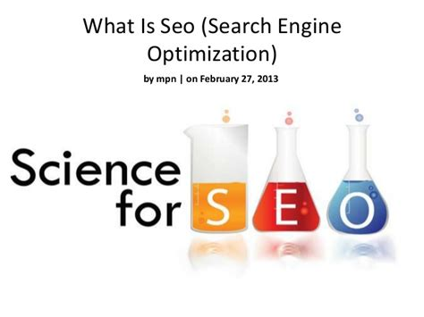 What Is Search Engine Optimization by What Is Seo Search Engine Optimization