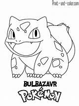 Pokemon Coloring Pages Boys Gen Cartoons sketch template