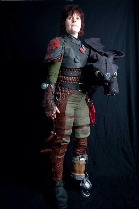 Hiccup Costume From Httyd Toothless How